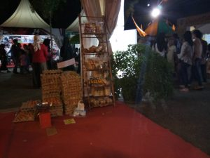 LPB Baprida, Kalsel Expo 2017, Stand, Pameran,