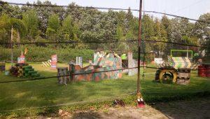 jupiter paintball jogja, jogja adventure zone