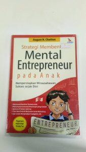 Buku Strategi Membentuk Mental Entrepeneur pada Anak