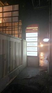 Neon Box Ramayana Hotel Makassar