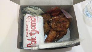 Ayam Penyet Pak Tjomot