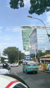 Foto Bangunan yang milik pak Jusuf Kalla