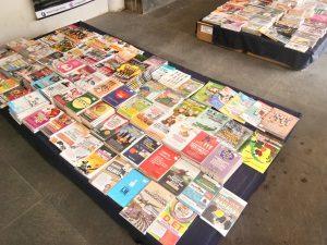 Buku-Buku Terjangkau di Bazar Buku